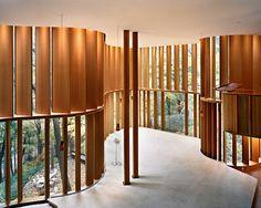 Integral House in Toronto, Canada. Shim Sutcliffe Architecture.