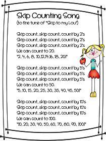 First Grade Wow: Skip, Skip, Skip