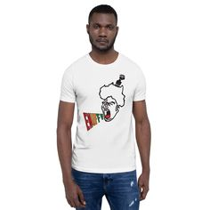 T shirts created to reflect the flava, color and spirit of a people. Mens Tops, T Shirt, Collection, Color, Fashion, Supreme T Shirt, Moda, Tee, Fashion Styles