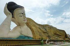 Yangon Excursion to Bago - 1 Day  :http://www.gomyanmartours.com/yangon-excursion-bago-1-day/
