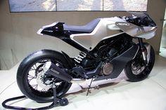 husqvarna vitpilen 401 AERO concept motorycle designboom