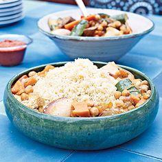 5 Classic Moroccan Dishes   MyRecipes.com
