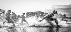 The winning image from the 2013 National Geographic Traveler Photo Contest from Brazil Aquathon