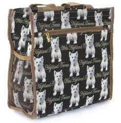 Tapestry Shopper - West Highland Terriers (Westies) Shopping Bag , http://www.amazon.co.uk/dp/B003L6VLNU/ref=cm_sw_r_pi_dp_PzYPrb155F3RX
