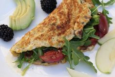 Recipe: Ginger Omelette (via Pooja Mottl)