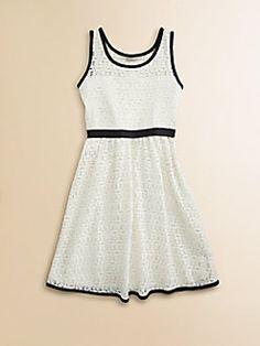 Sally Miller - Girl's Crochet Dress