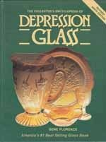 The Collector's Encyclopedia of Depression Glass Book