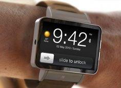 Apple e Intel juntas para lançar smartwatch, um relógio que conecta com seus Gadgets.