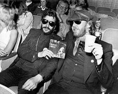 Ringo and Harry Nilsson