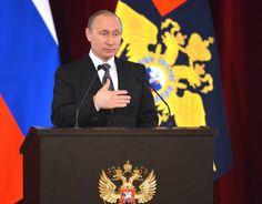 «Sulla Siria Putin è sempre sembrato un passo avanti rispetto a Obama» tempi.it Dopo l'annuncio del ritiro delle truppe, il New York Times ammette sconsolato: al contrario delle previsioni Usa, l'intervento russo «non è stato un pantano»