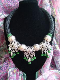 Vintage en verde