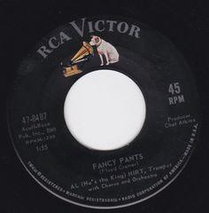 "Fancy Pants/Star Dust (7""/45 rpm) RCA VICTOR http://www.amazon.com/dp/B00J7QSAUU/ref=cm_sw_r_pi_dp_bxsNvb18653DN"