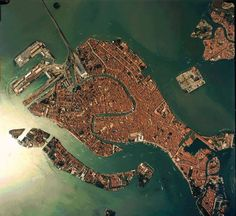 Venice Aerial www.muranopassion.com