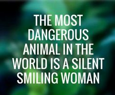True it even might be a contagious smile....beware. :)