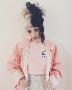 #5 Melanie Martinez Outfit: Lazy Oaf X Casper Fluffy Jumper