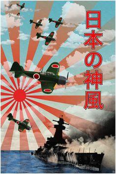 I don't like (former) enemy propaganda, but i like this design