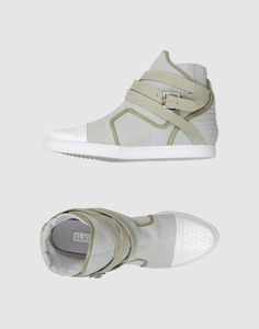 ADIDAS SLVR Women - Footwear - High-top sneaker ADIDAS SLVR on YOOX United States