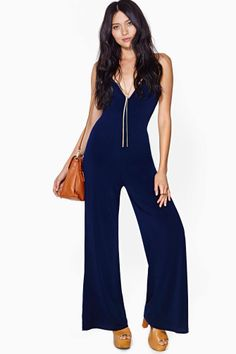 Nasty Gal Trouble Maker Jumpsuit | Shop Rompers + Jumpsuits at Nasty Gal