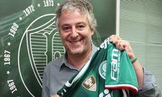 Paulo Nobre, presidente que não come porco e investiu milhões no Palmeiras - Jornal O Globo