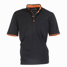 $90 Malone  in Black with Whiskey, a perfect match to McCardy in the Black Whiskey colour story. Malone is a luxurious Pima Cotton shirt with all the technical attributes of a performance shirt- UV protection, odour management and Dry-tec.   Very popular and available in four stylish colours.
