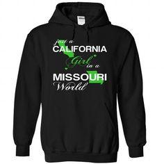 JustXanhLa002-001-Missouri GIRL - #pink sweatshirt #sweater upcycle. ORDER NOW => https://www.sunfrog.com/Camping/1-Black-78800256-Hoodie.html?68278