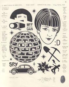 """""""Spy"""", 2014."""