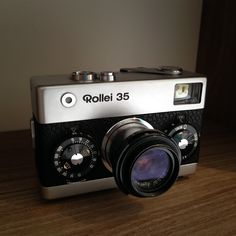 Photographer Room #rollei #maxlevay