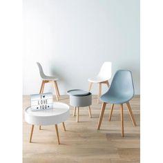Décoration de style Scandinave. Table basse scandinave avec rangement ... 6132df0bcf7b