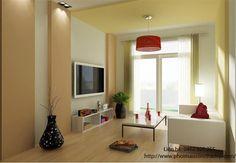 5 nguyên tắc vàng chọn màu sơn cho phòng khách | Trang trí nhà đẹp