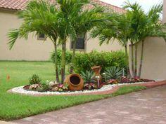 Best 11 Handsome Tropical Front Yard Landscape Ideas For Your Home – SkillOfKing.Com Best 11 Handsome Tropical Front Yard Landscape Ideas For Your Home – SkillOfKing.