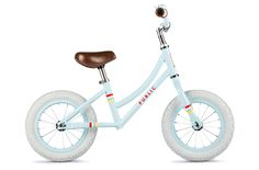 PUBLIC Mini C - Kids Balance Bike - Push Bike for Toddlers - Step-Through Dutch Bike for Girls and Boys