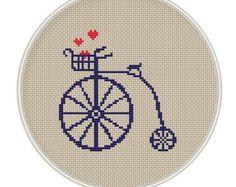 Birds Cross stitch pattern Counted cross от MagicCrossStitch