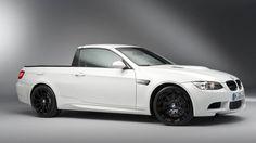 BMW M3 truck