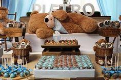 boys bear party