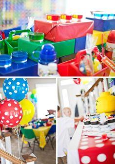 Não conheço uma pessoa na face da terra que não goste de LEGO, ainda mais sendo uma criança, agora imagina transformar o seu brinquedo preferido, na melhor, divertida e colorida, festa de aniversár…