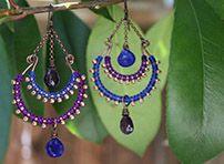 beadshop.com | Bollywood Earrings...free tutorial!
