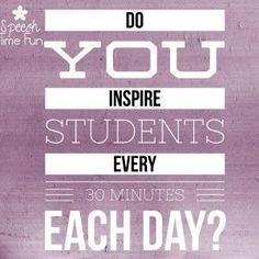 Do You Inspire Stude