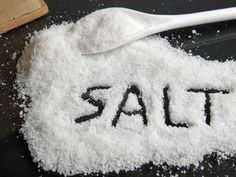 Salt and sodium are terms that often use interchangeably, but salt and sodium are not the same. Salt is an ingredient while sodium is a nutrient. Sodium is found in many plant and animal based foods - one rich source is goat milk. Natural Lice Treatment, How To Make Tomato Sauce, Lice Remedies, Mouth Sores, Keto Flu, Blood Pressure Remedies, Natural Health Remedies, Holistic Remedies, Low Carb Diet
