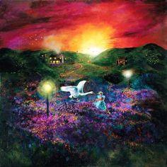 Akiane Kramarik Pictures of Heaven | Dijete snova - Akiane Kramarik