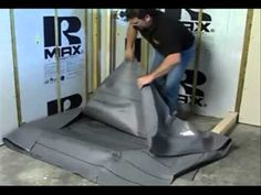▶ Build Perfect Shower with Quick Pitch and Vinyl Waterproofing 1of2 - YouTube