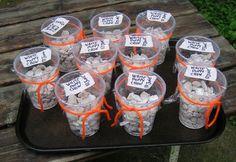 puppy chow-halloween treat :) Halloween Candy Crafts, Halloween Treats, Halloween Fun, Puppy Chow, Chow Chow, Fall Treats, Bake Sale, Dessert Ideas, Great Recipes