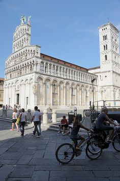 Lucca, San Michele in Foro - Tuscany, Italy