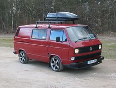 VW T25 - my dream auto