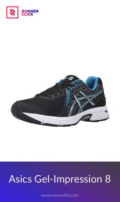 Asics Gel-Impression 8 Asics Running Shoes, Asics Shoes, Running Equipment, Running Shoe Reviews, Workout Shoes, Take That, Exercise, Website, Sneakers