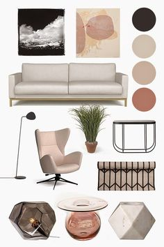 Painting For Home Decoration Code: 1988479034 – Modern Home Office Design Mood Board Interior, Interior Design Boards, Interior Design Inspiration, Moodboard Interior Design, Moodboard Inspiration, Interior Design Offices, Inspiration Boards, Room Interior, Furniture Board