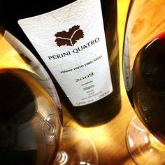 O Perini Quarto é um corte de 4 uvas. Clássico e elegante ele representa a sofisticação dos vinhos brasileiros.