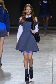 Topshop Look - London Fashion Week 2014