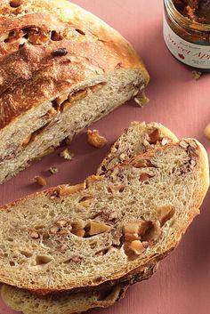 Roasted Apple Bread Recipe