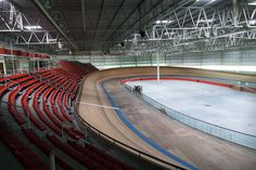 The velodrome in Rio de Janeiro, Brazil, will host the track cycling competitions at the 2016 Summer Olympics.