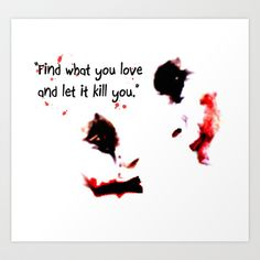 Joker Harley Quinn Love Quote digital Art Print by Justin 13 Art - $17.68